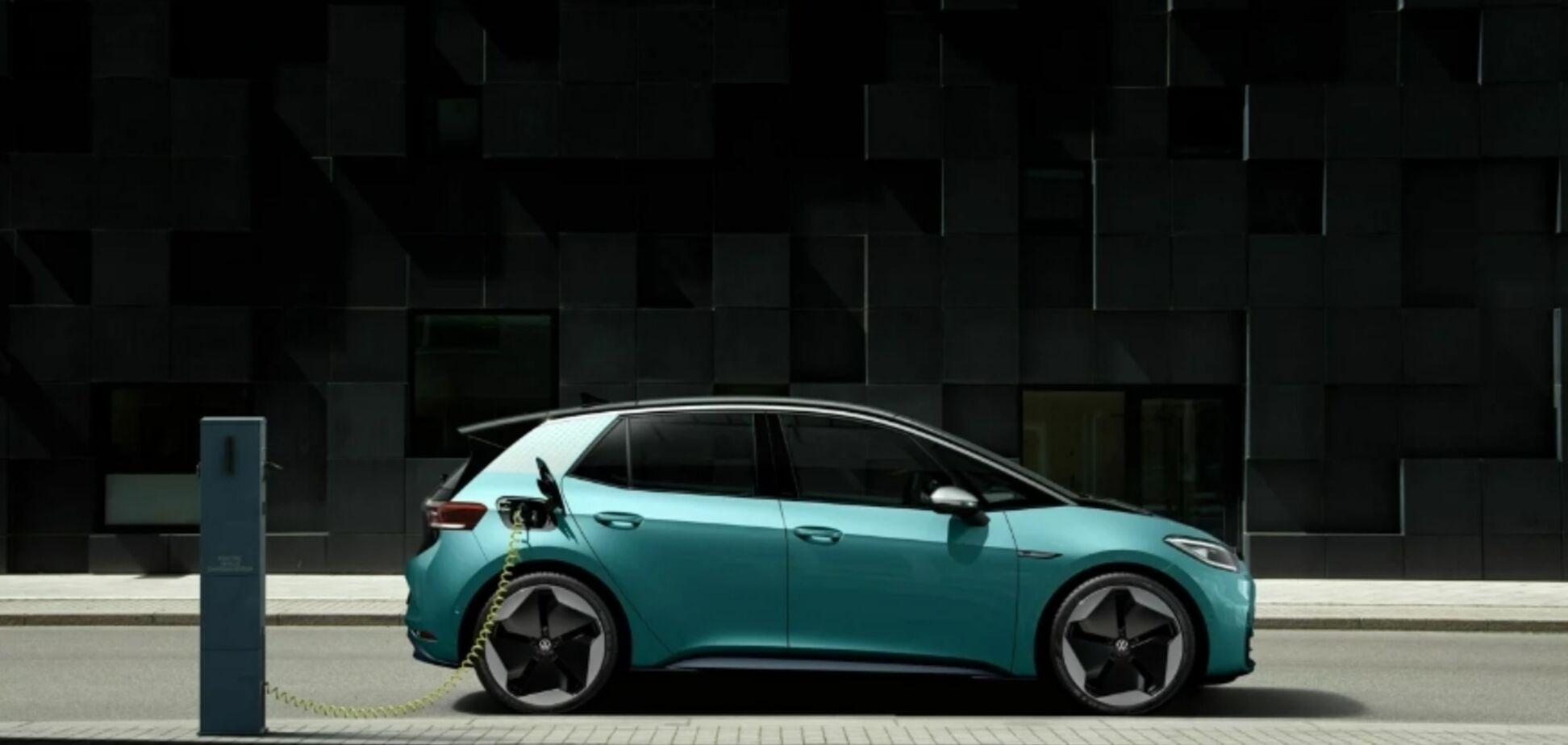 Volkswagen показала электромобиль с 'дополненной реальностью'