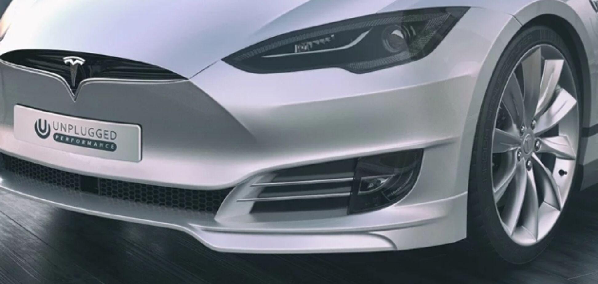 Электрокары Tesla получили новую 'агрессивную' функцию