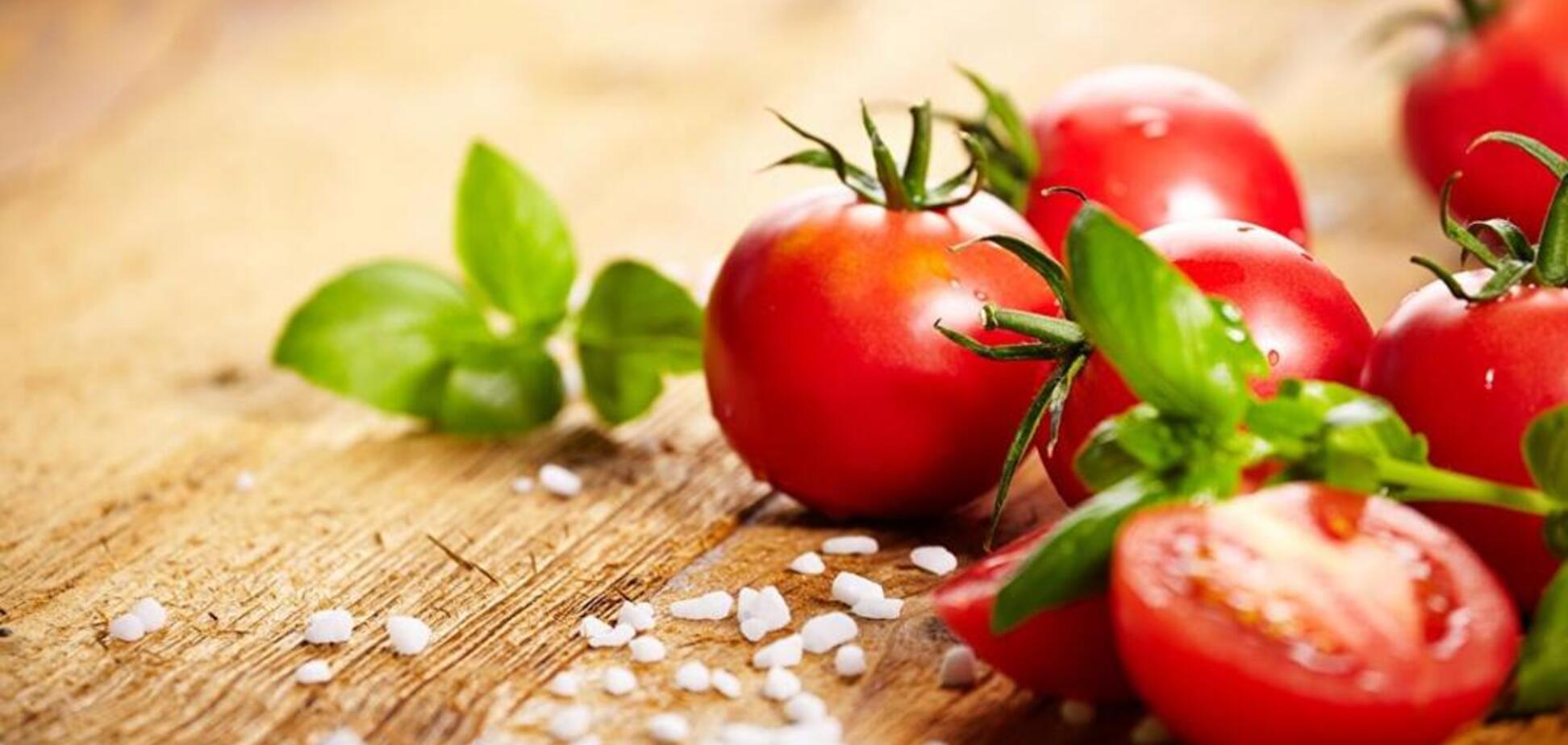 Рецепт самого вкусного салата с помидорами