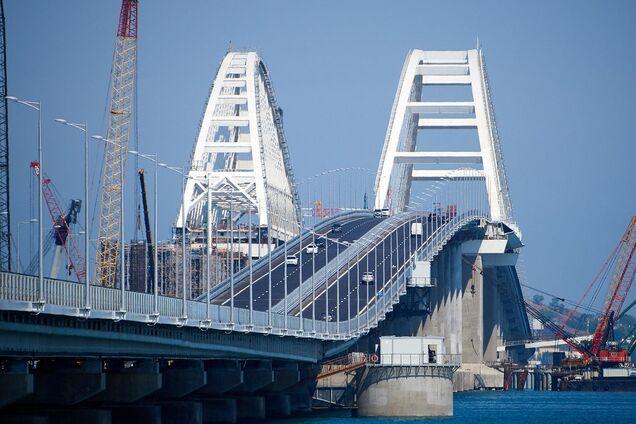 """""""Рухнет!"""" В России признали угрозу для Крымского моста"""