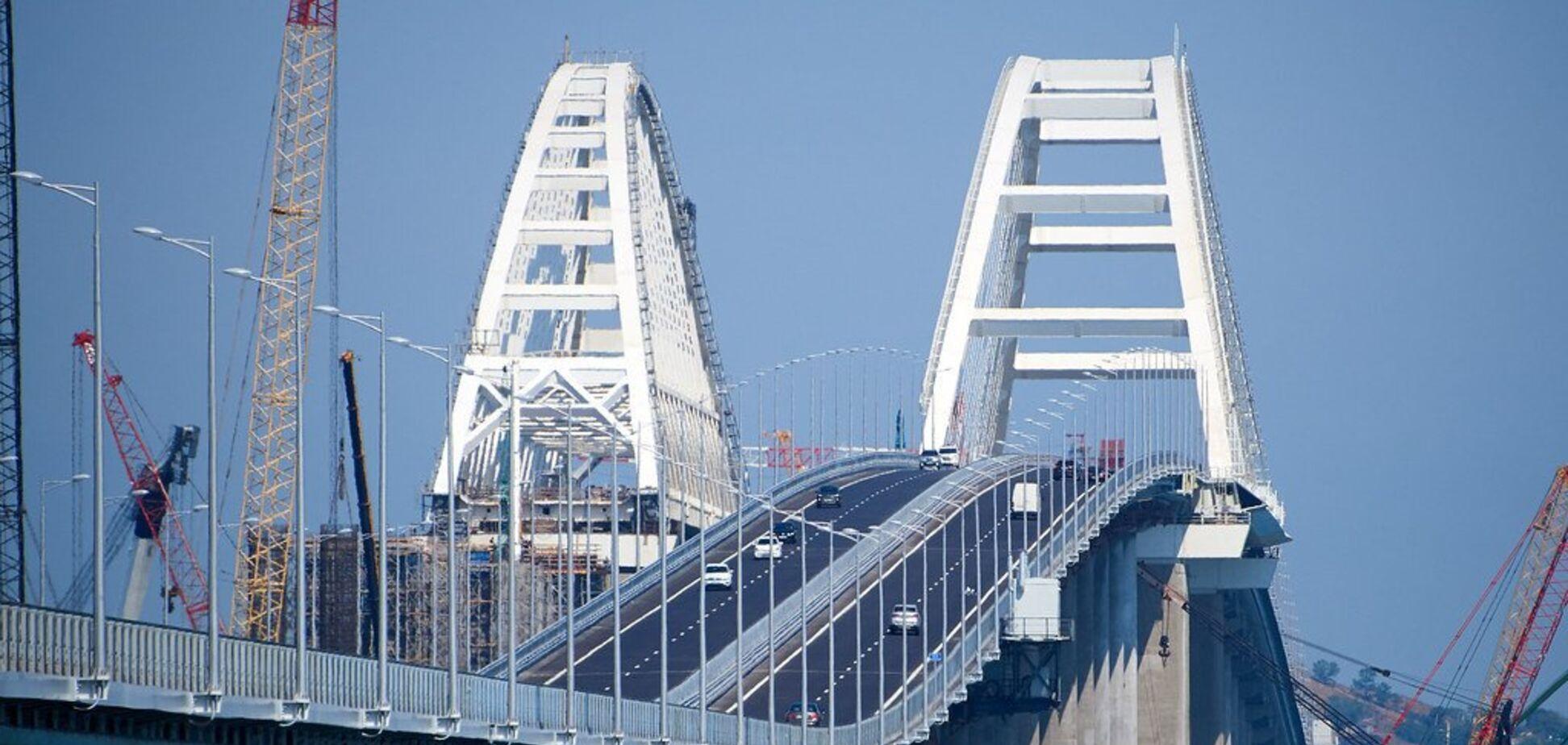 'В любом случае рухнет': в России признали угрозу для Крымского моста