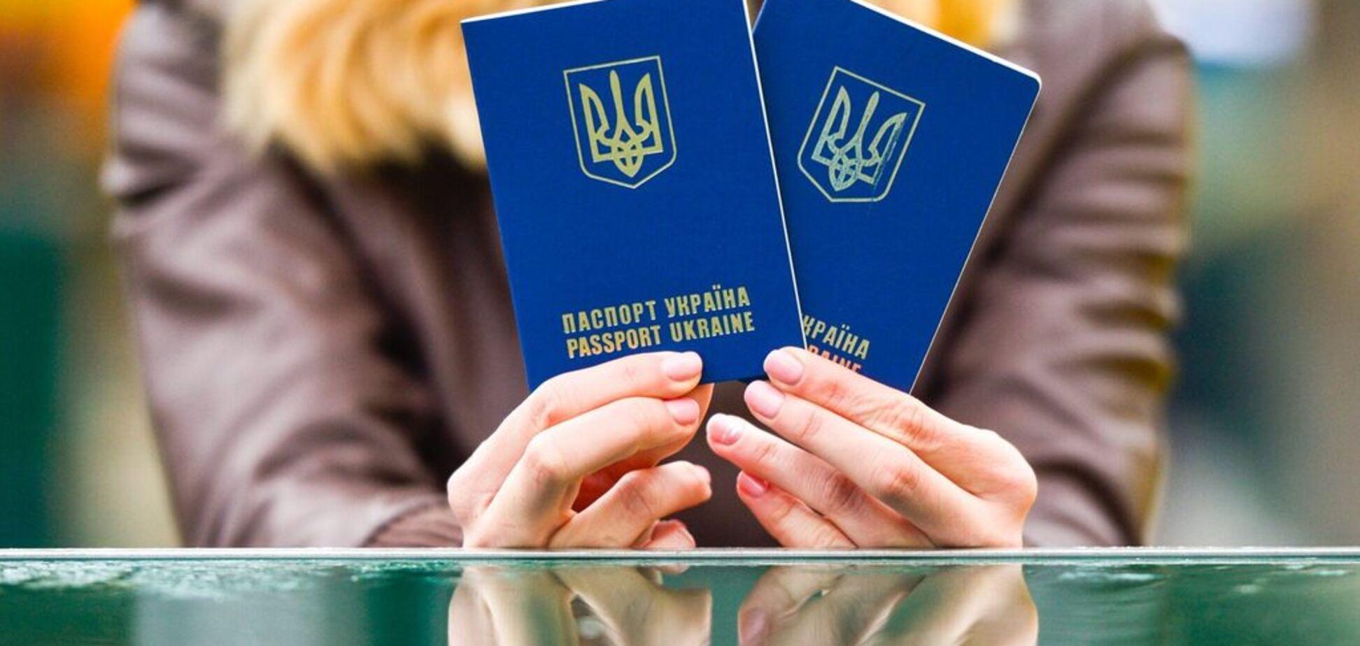 Украинцев могут лишить безвиза? Названа возможная причина