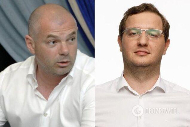 Ігор Палиця та Артем Дубнов