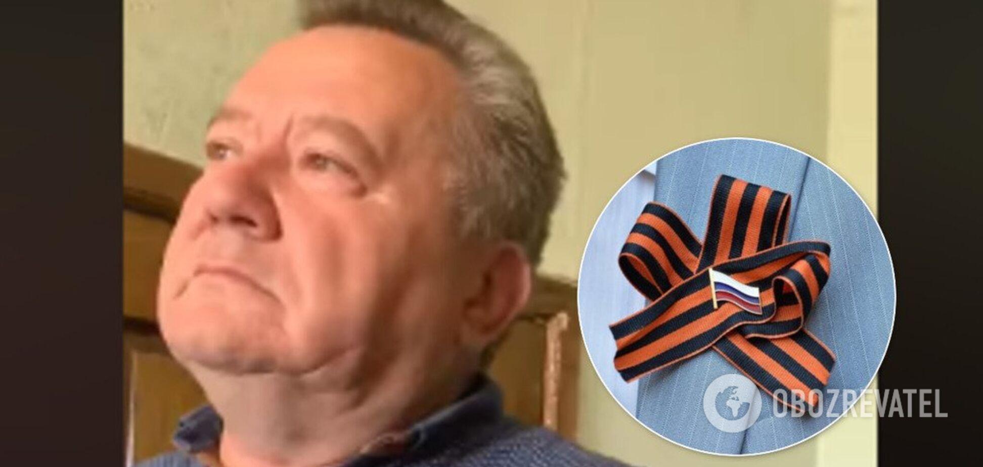 'Одесса – это Россия!' Украинского учителя уволили за сепаратизм
