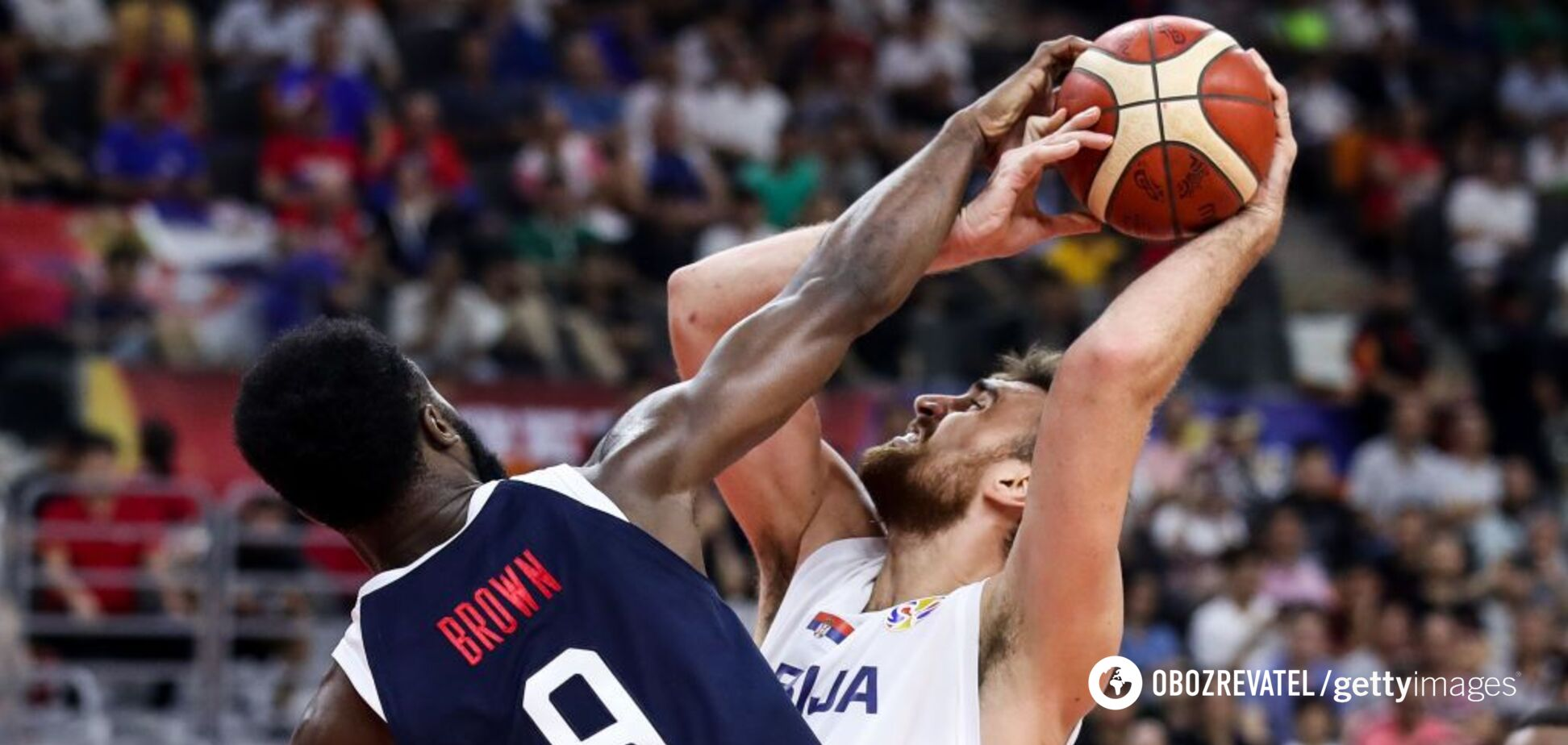 Найгірший в історії: США зганьбилися на ЧС із баскетболу