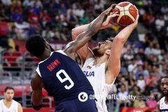 Худший в истории: США опозорились на ЧМ по баскетболу