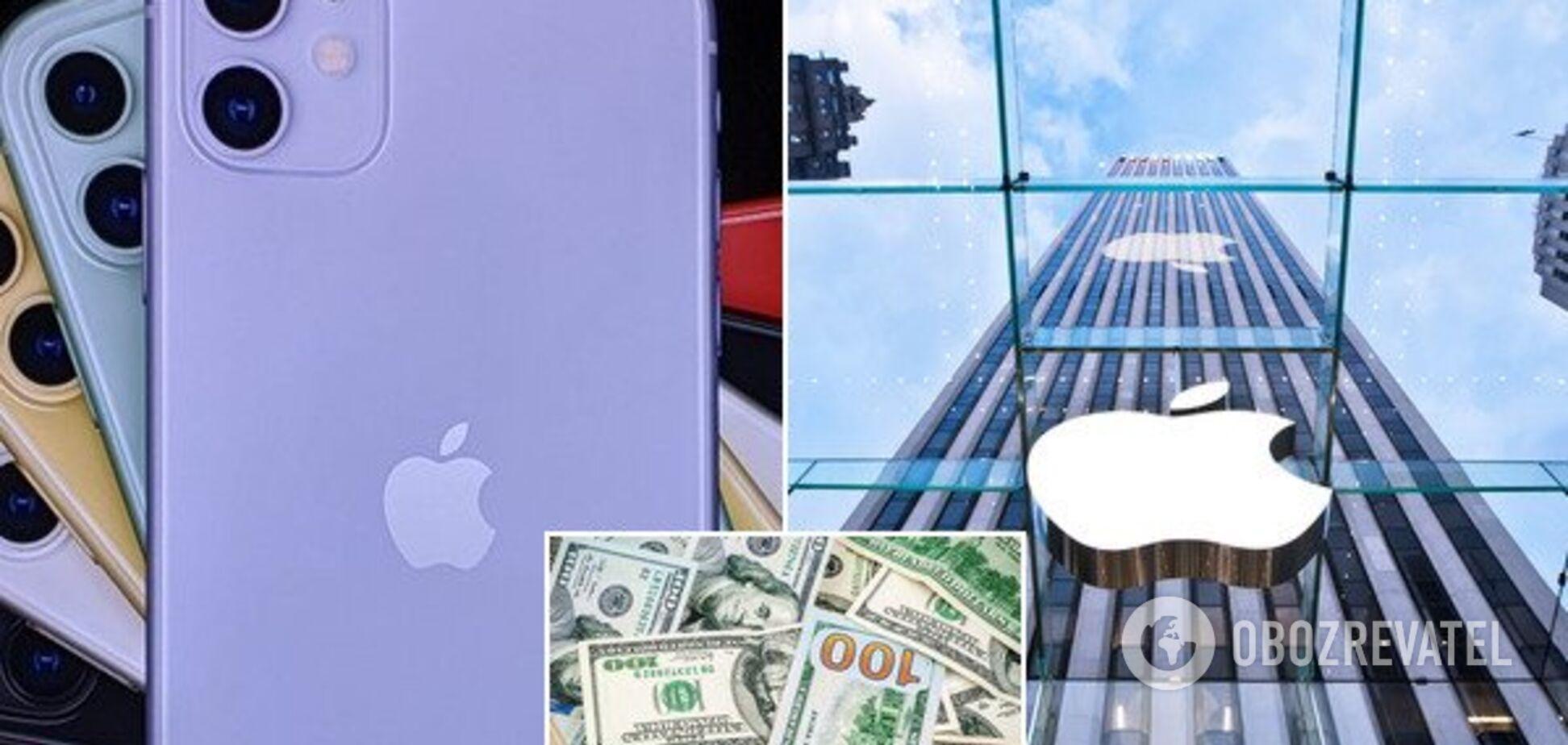 Из-за новых iPhone 11 Apple рекордно подорожала: сколько стоит сейчас