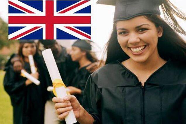 Навчання у Великобританії