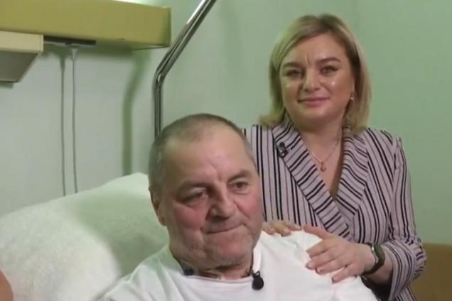 Едем Бекіров із дочкою