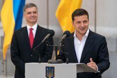 Зеленський 'закопав сокиру війни' з МЗС