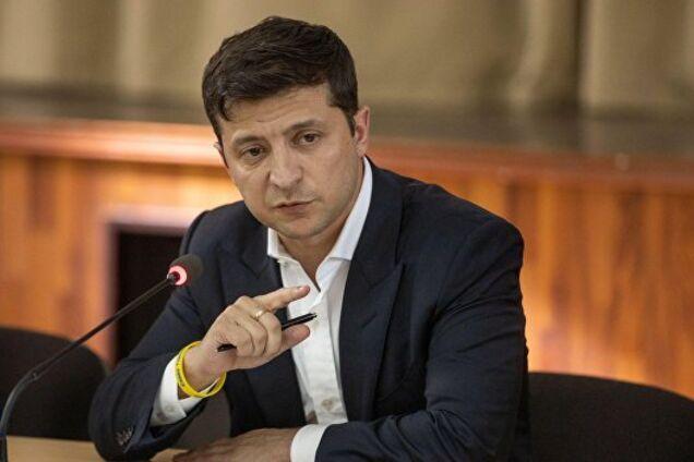 Зеленский назвал условие выборов на Донбассе