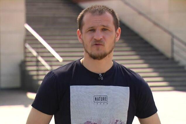 Александр Алиев извинился за свое поведение