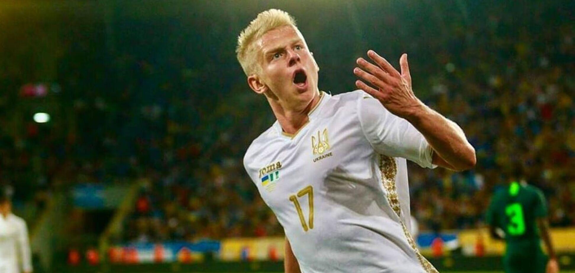 Не Ярмоленко: назван самый дорогой футболист Украины