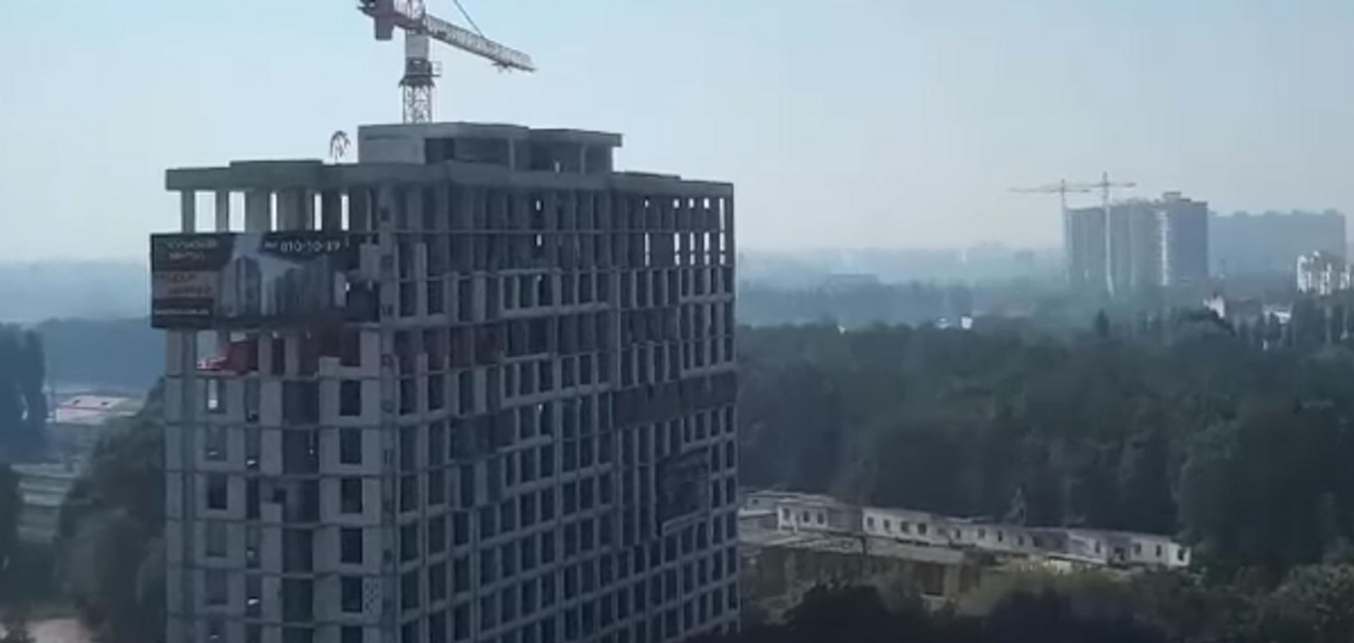 Почему Киев задыхается в дыму: хронология экологического бедствия