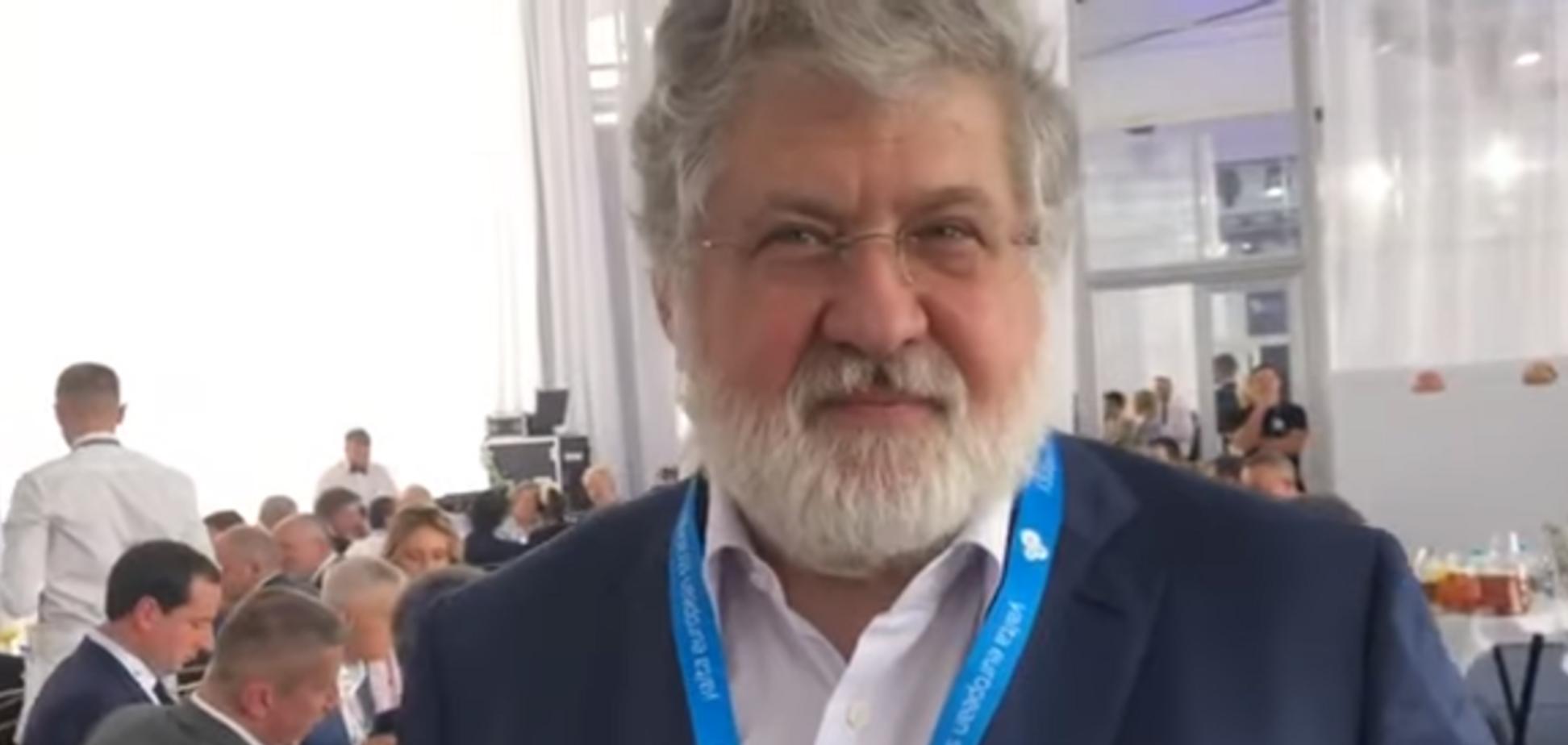 'Не надо бояться!' Коломойский выступил за проведение выборов на Донбассе