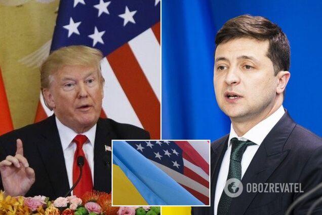 Владимир Зеленский поблагодарил Соединенные Штаты за помощь