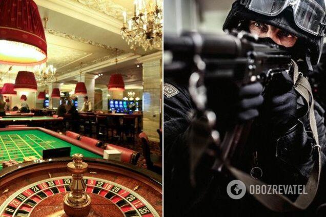 В Днепре накрыли очередное казино