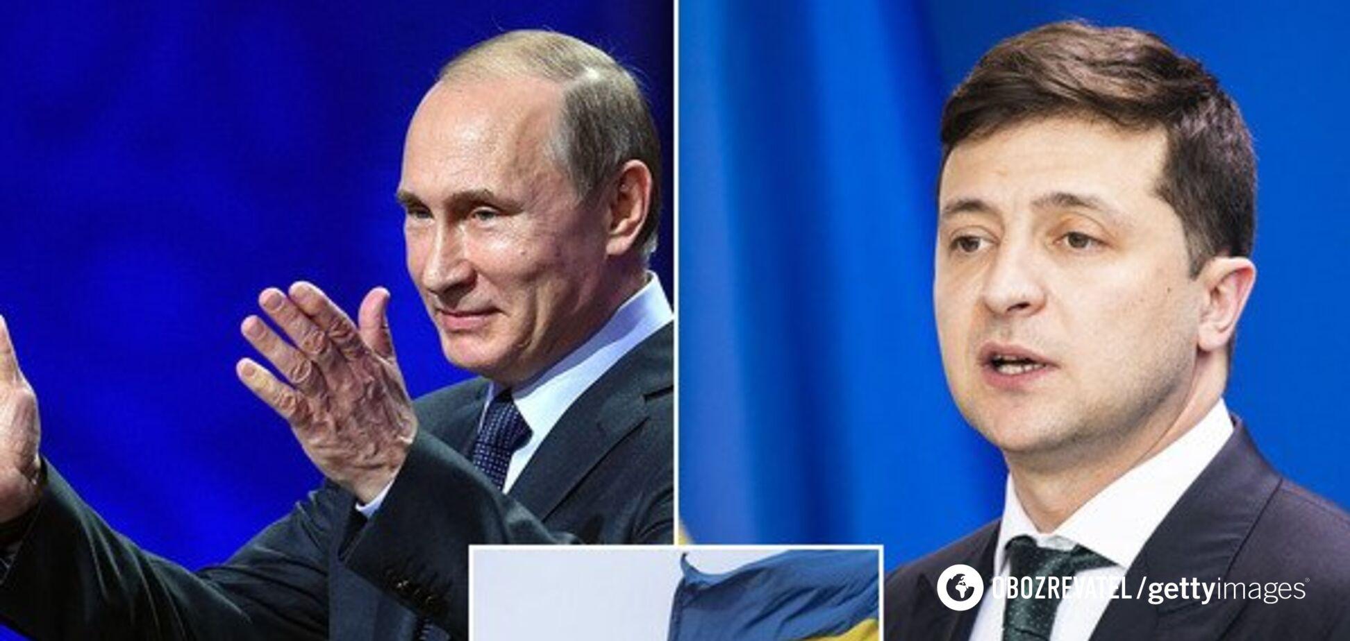 'Ерунда выходит': в России жестко прошлись по Зеленскому из-за газопровода Путина
