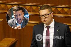 'Насчет чертей не звонил!' Баканов рассказал о личных разговорах с Зеленским