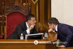 'Они извинились!' Зеленский рассказал, как накажут 'кнопкодавов' из 'Слуги народа'