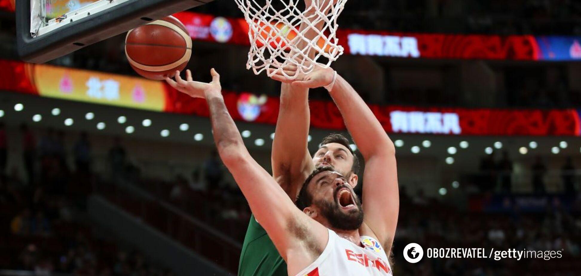 У драматичному матчі визначився перший фіналіст ЧС-2019 із баскетболу