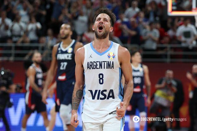 Аргентина - Франция