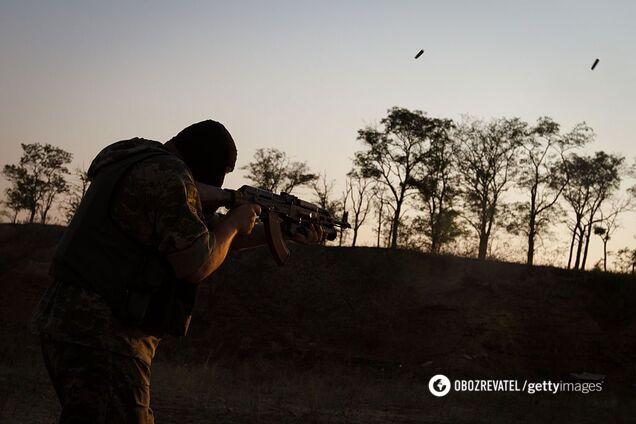 Випустили 10 мін у важких боях на Донбасі поранили двох бійців ЗСУ