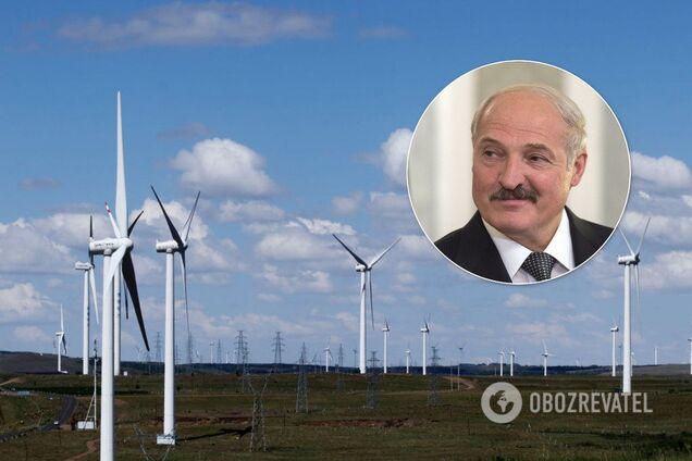 """Відмова від газу і нафти: Лукашенко вирішив робити """"гроші з повітря"""""""