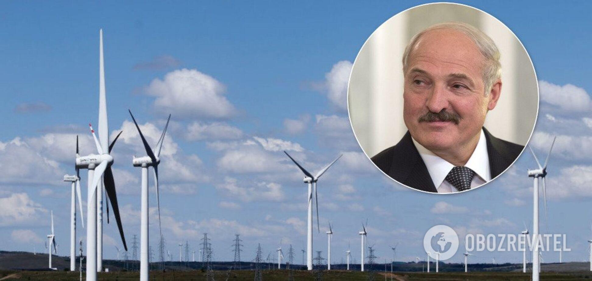Отказ от газа и нефти: Лукашенко решил делать 'деньги из воздуха'