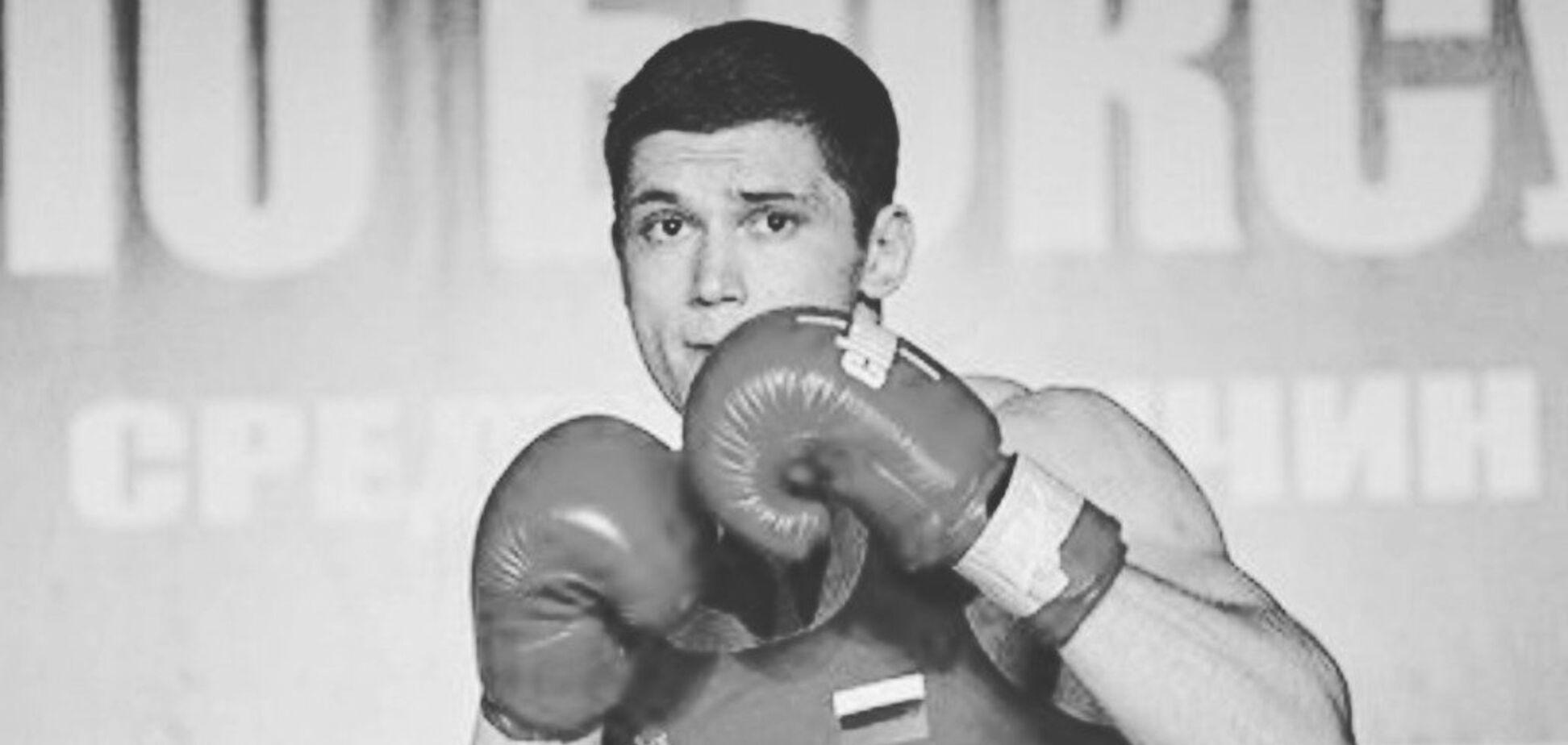 Российский боксер умер во время тренировки