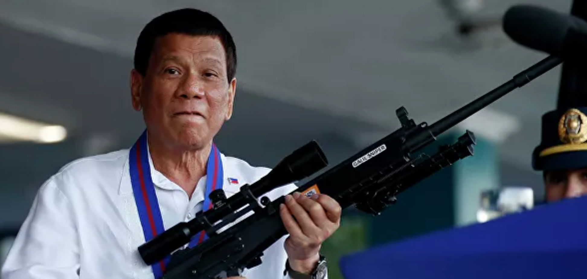 На Філіппінах дозволили стріляти по хабарниках