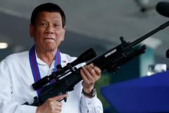 На Филиппинах разрешили стрелять по взяточникам