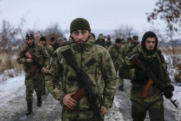 Чеченці на Донбасі
