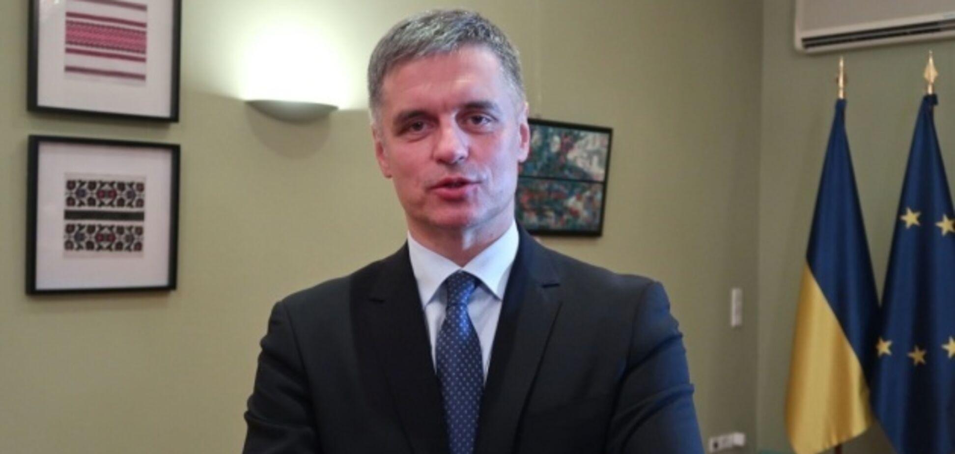 Вибори на Донбасі: Пристайко пояснив скандальну ініціативу