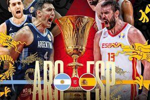 Где смотреть финал чемпионата мира по баскетболу: расписание трансляций