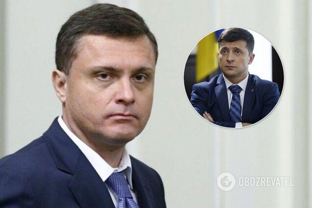 Левочкин рассказал о договоренностях с Зеленским