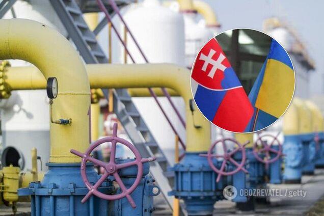 """Україна та Словаччина можуть допомогти """"Газпрому"""""""