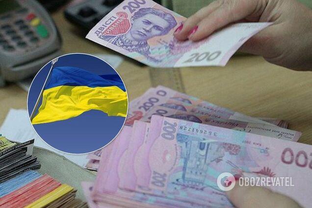 Україні вперше за 5,5 років вдалося обійти Молдову за розміром середньої зарплати