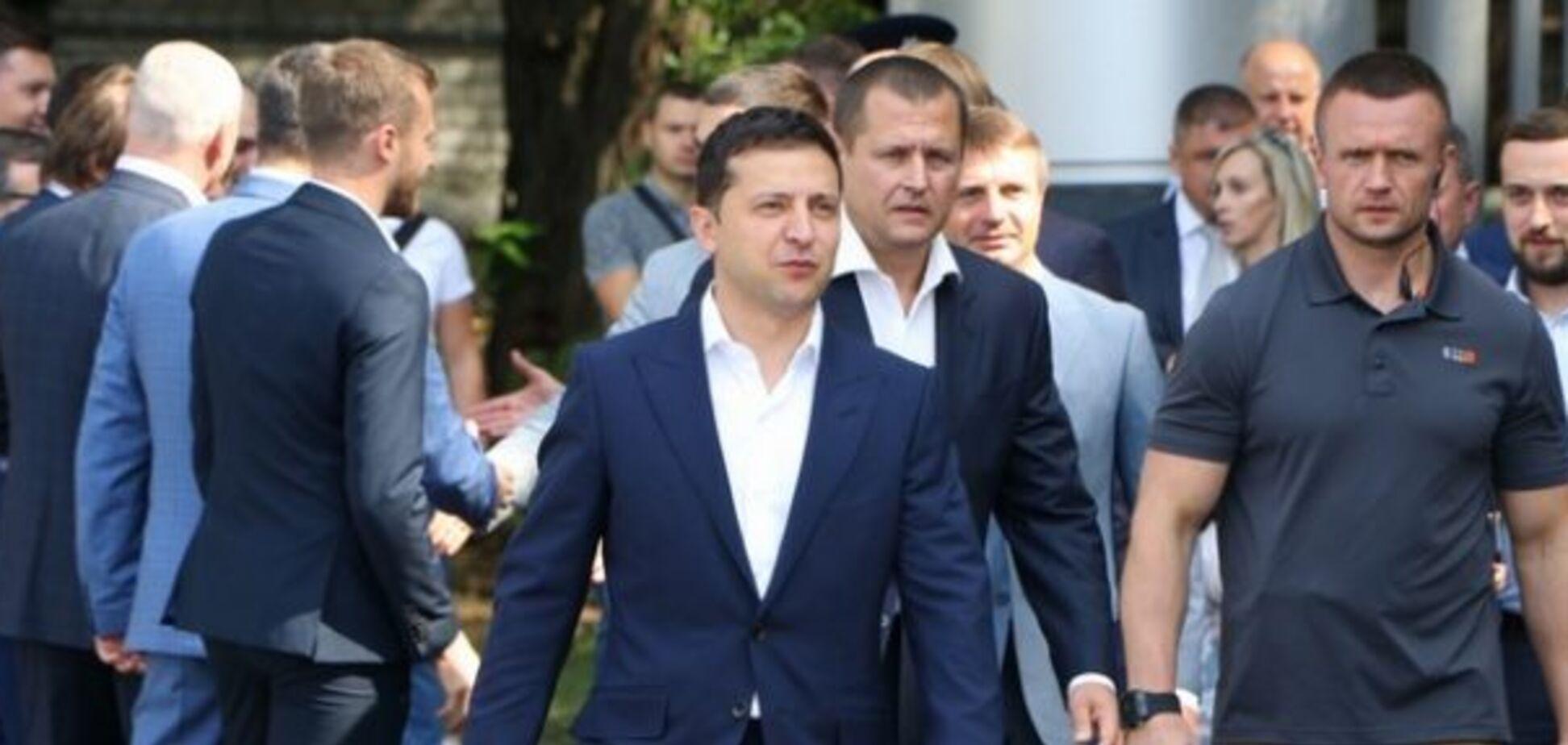 Зеленский приїхав у Дніпро: всі подробиці