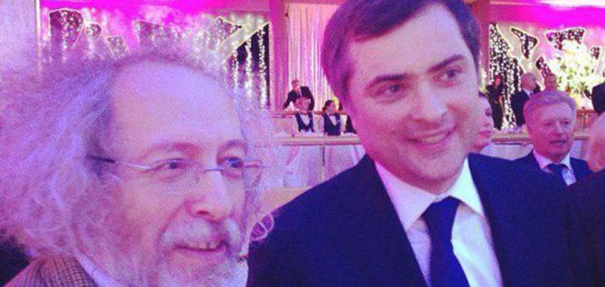 'Стихи у него де*ьмо': Венедиктов рассказал, почему поругался с Сурковым