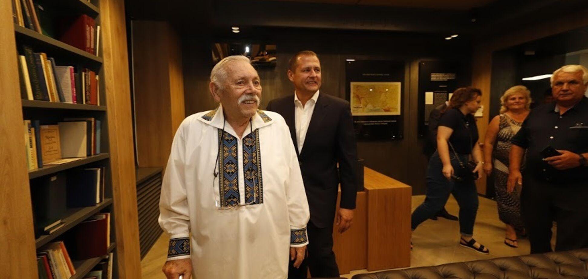 Борис Філатов про Бібліотеку імені Джона Маккейна у Дніпрі: 'Сюди поїдуть люди з усієї України!'