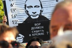 Путін не безсмертний. Росія - напередодні палацового перевороту?