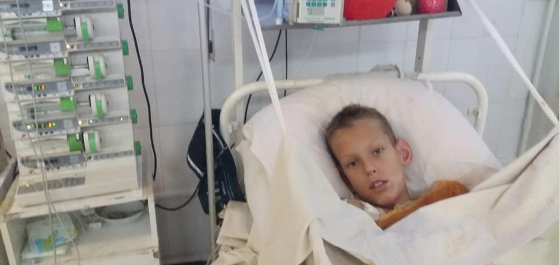Поджог 8-летнего мальчика в Днепре: появились новости о состоянии