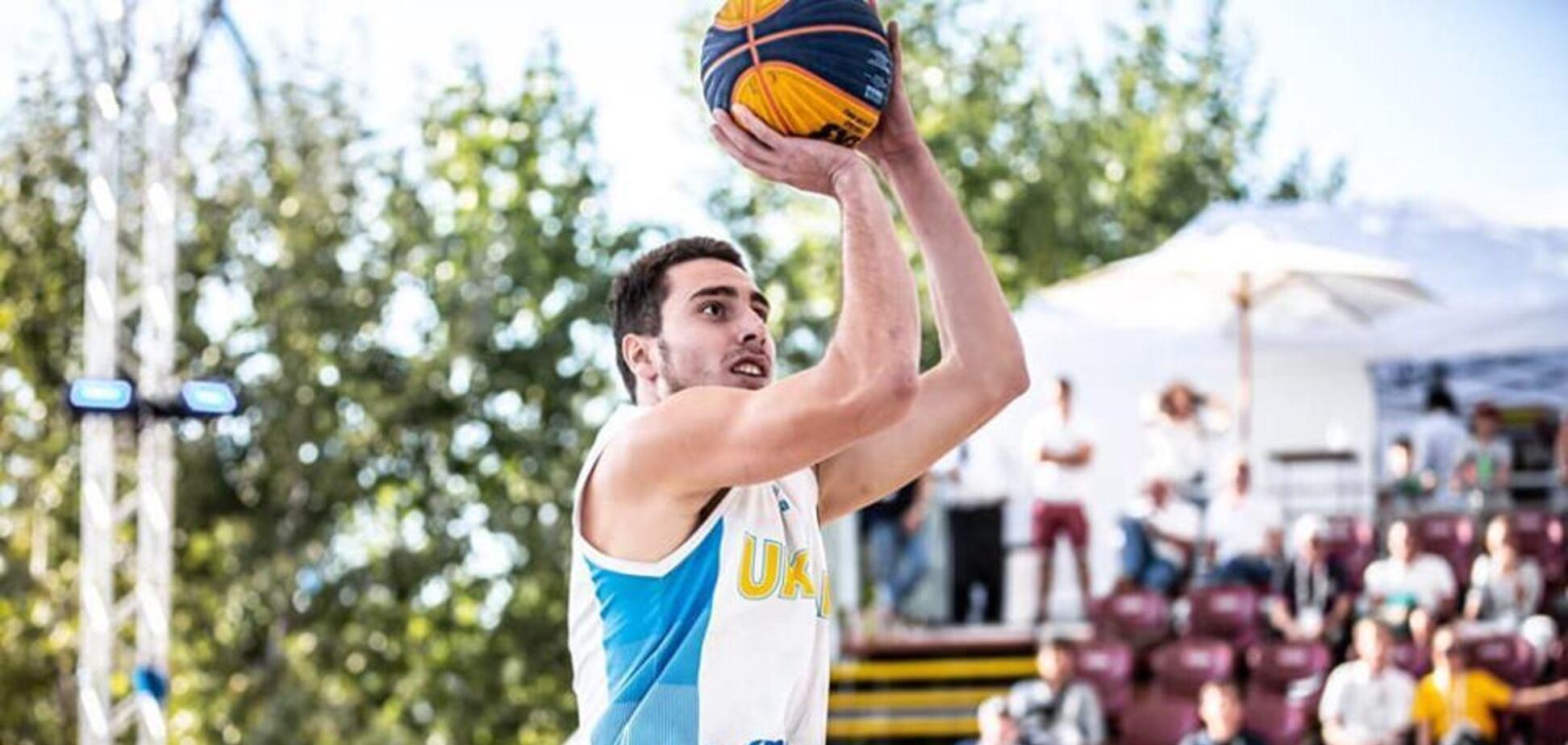 Сборная Украины по баскетболу 3х3 завоевала 'бронзу' Лиги наций