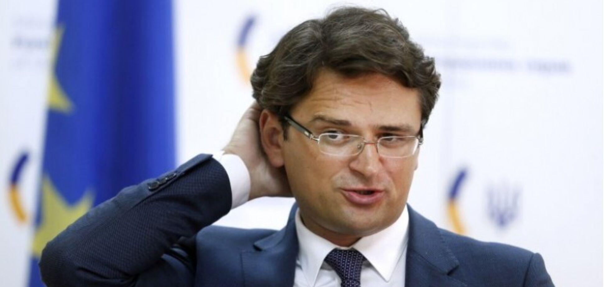 Кулеба раскрыл карты новых переговоров с ЕС