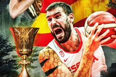 Фінал чемпіонату світу з баскетболу: онлайн відеотрансляція