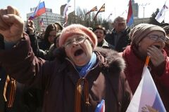 Цены в 'ДНР' во многом выше, чем в Москве