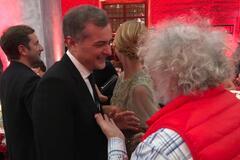 'Нема про що з тобою говорити': стало відомо про сварку Суркова і Венедиктова на весіллі Собчак