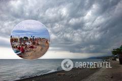 Появились показательные фото из Крыма и Кирилловки