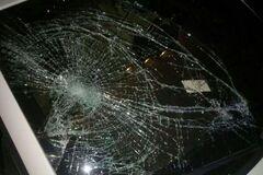В Харькове мажорка сбила людей на тротуаре: первое видео